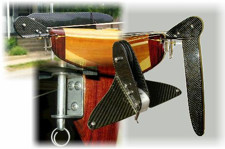 kayak rudder installation instructions
