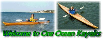 Welcome to One Ocean Kayaks