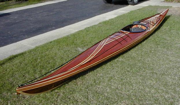 Yostwerks Kayak Building Manuals – Homebuilt kayaks by Thomas Yost