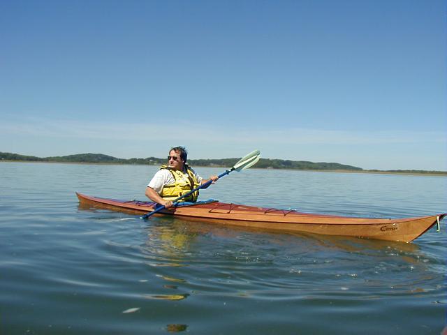 Stitch And Glue Kayak Kits http://www.oneoceankayaks.com/stitchglue ...