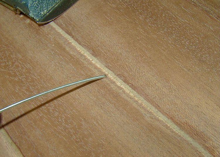 Stitching And Filleting Of A Stitch Amp Glue Kayak