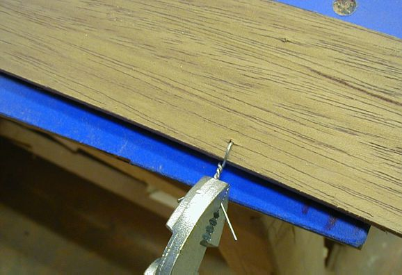 Stitch+and+Glue+Kayaks+Baidarka ... holes are now all drilled and the ...