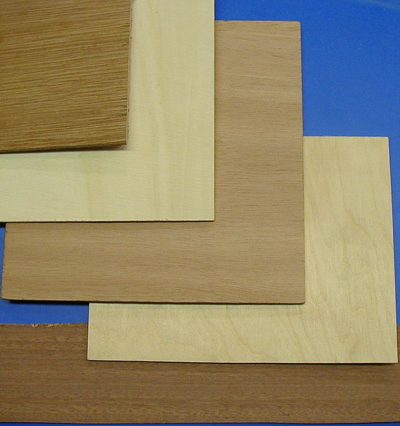 Plywood types for stitch and glue kayak building